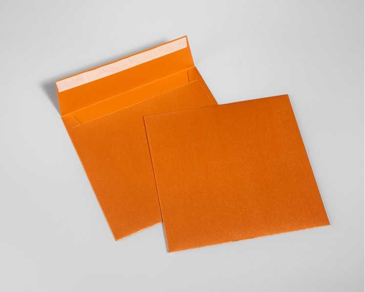SIRIO PEARL, Orange Glow - Quadro 17 x 17 cm